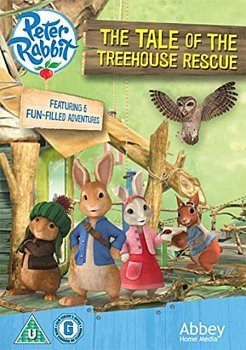 Peter Rabbit: The Tale of the Treehouse Rescue 2014 DVD - Volume.ro