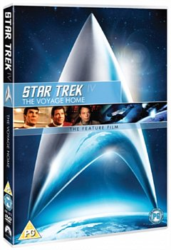Star Trek 4 - The Voyage Home 1986 DVD - Volume.ro