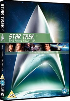 Star Trek 5 - The Final Frontier 1989 DVD / Remastered
