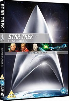 Star Trek 7 - Generations 1994 DVD / Remastered