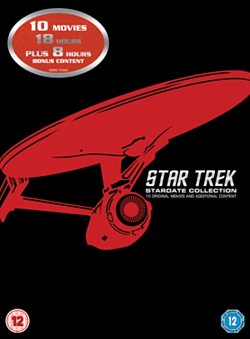 Star Trek: The Movies 1-10 2002 DVD / Box Set - Volume.ro