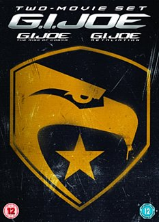 G.I. Joe: The Rise of Cobra/G.I. Joe: Retaliation 2012 DVD