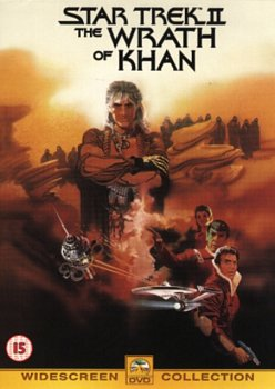 Star Trek 2 - The Wrath of Khan 1982 DVD / Widescreen - Volume.ro
