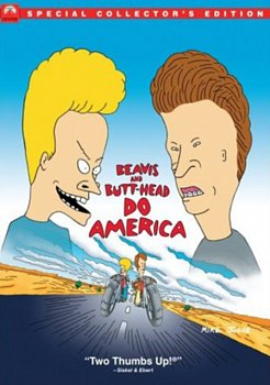 Beavis and Butt-Head Do America 1996 DVD / Collector's Edition - Volume.ro