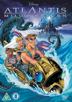 Atlantis 2 - Milo's Return 2002 DVD / Widescreen - Volume.ro