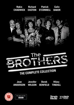 The Brothers: The Complete Collection 1976 DVD / Box Set - Volume.ro