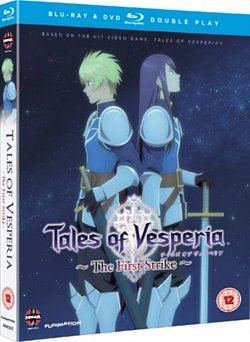 Tales of Vesperia: The First Strike 2009 Blu-ray / with DVD - Double Play - Volume.ro