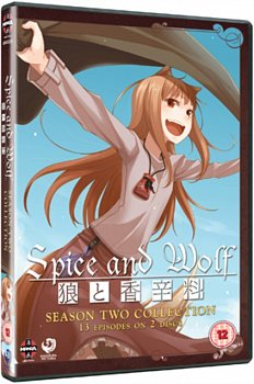Spice and Wolf: The Complete Season 2 2009 DVD - Volume.ro