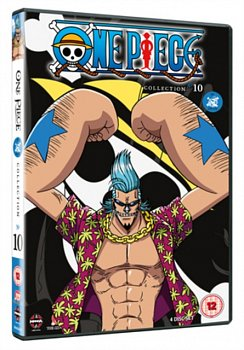 One Piece: Collection 10 2005 DVD - Volume.ro