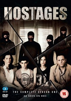 Hostages: The Complete Season One 2013 DVD / Box Set - Volume.ro