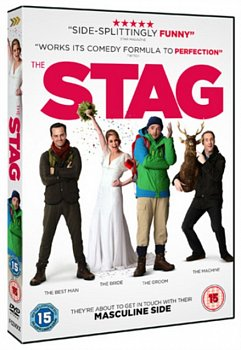 The Stag 2013 DVD - Volume.ro