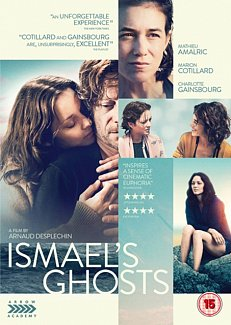 Ismael's Ghosts 2017 DVD