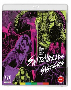 Switchblade Sisters 1975 Blu-ray - Volume.ro