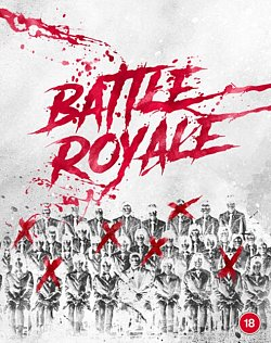 Battle Royale 2000 Blu-ray / Limited Edition - Volume.ro