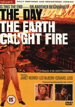 The Day the Earth Caught Fire 1961 DVD / Widescreen - Volume.ro