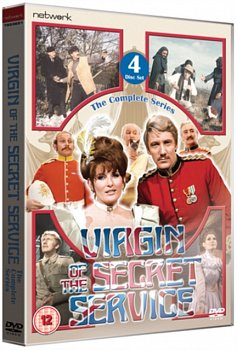 Virgin of the Secret Service: The Complete Series 1968 DVD - Volume.ro