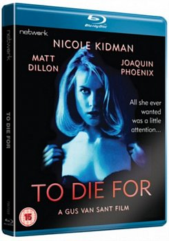 To Die For 1995 Blu-ray - Volume.ro