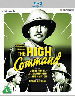 The High Command 1936 Blu-ray - Volume.ro
