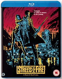 Streets of Fire 1984 Blu-ray - Volume.ro