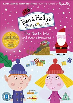 Ben and Holly's Little Kingdom: The North Pole 2012 DVD - Volume.ro