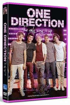 One Direction: The Only Way Is Up 2012 DVD - Volume.ro
