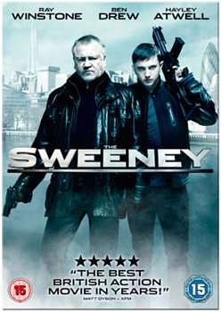 The Sweeney 2012 DVD - Volume.ro