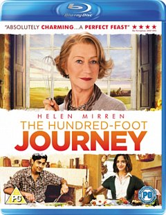 The Hundred-foot Journey 2014 Blu-ray