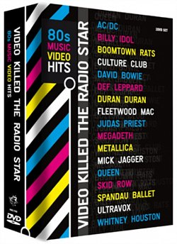 Video Killed the Radio Star: Collection 2010 DVD / Box Set - Volume.ro