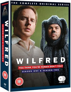Wilfred: The Complete Series 1 and 2 2010 DVD / Box Set - Volume.ro
