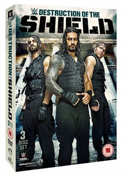WWE: The Destruction of the Shield 2014 DVD - Volume.ro