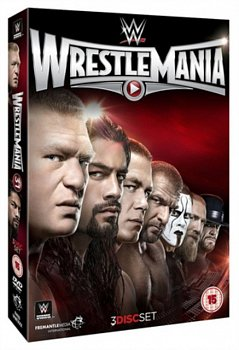WWE: WrestleMania 31 2015 DVD - Volume.ro