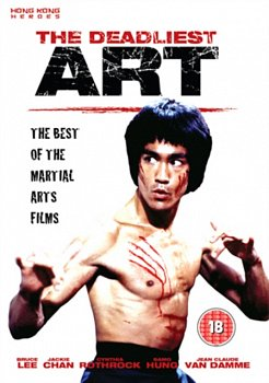 The Deadliest Art: The Best of the Martial Arts Films 1992 DVD - Volume.ro