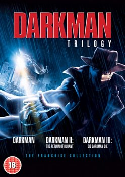 Darkman/Darkman 2/Darkman 3 1995 DVD / Box Set - Volume.ro