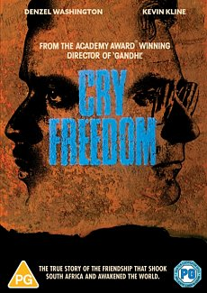 Cry Freedom 1987 DVD