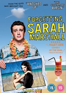 Forgetting Sarah Marshall 2008 DVD