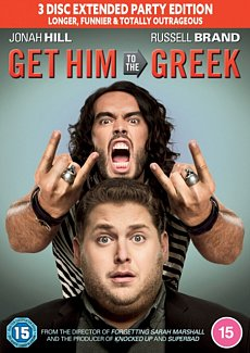 Get Him to the Greek 2010 DVD / Box Set