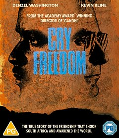 Cry Freedom 1987 Blu-ray