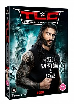 WWE: TLC - Tables/Ladders/Chairs 2020 2020 DVD - Volume.ro