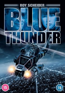 Blue Thunder 1983 DVD