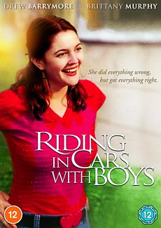 Riding in Cars With Boys 2001 DVD