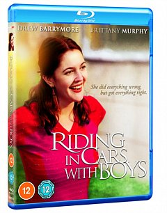 Riding in Cars With Boys 2001 Blu-ray