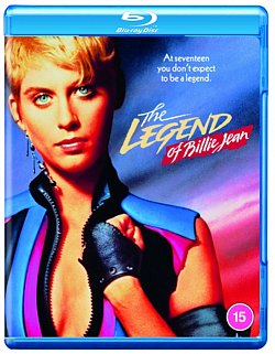 The Legend of Billie Jean 1985 Blu-ray - Volume.ro