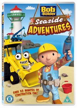 Bob the Builder: Seaside Adventures 2011 DVD - Volume.ro