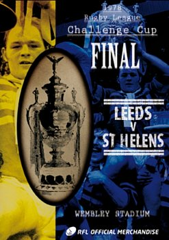 Rugby League Challenge Cup Final: 1978 - Leeds V St Helens 1978 DVD - Volume.ro