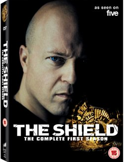 The Shield: Series 1 2002 DVD - Volume.ro
