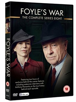Foyle's War: The Complete Series 8 2015 DVD - Volume.ro