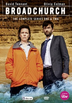 Broadchurch: Series 1 and 2 2015 DVD - Volume.ro