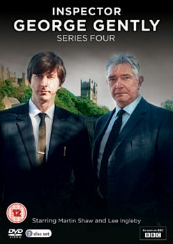 Inspector George Gently: Series Four 2011 DVD - Volume.ro