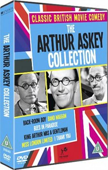 The Arthur Askey Collection 1944 DVD / Box Set - Volume.ro