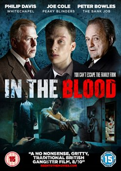 In the Blood 2014 DVD - Volume.ro